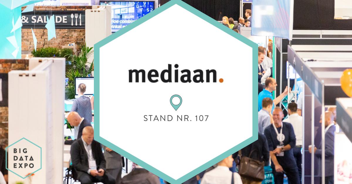 Mediaan The Big Data Expo